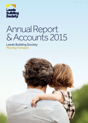 Leeds Building Society annual report 2015