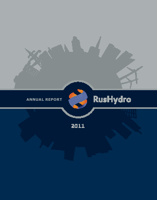 Rushydro annual report 2011