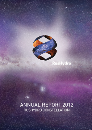 Rushydro annual report 2012