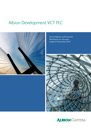 Albion Development VCT Plc annual report 2017