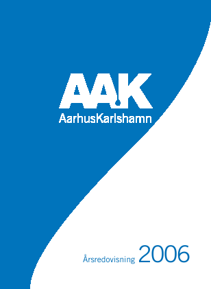 AAK annual report 2006