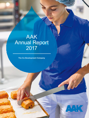 AAK annual report 2017