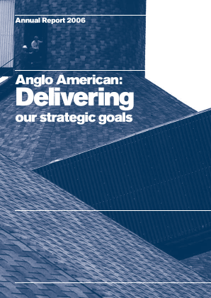 Anglo American annual report 2006