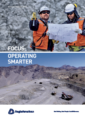 Anglo American annual report 2014