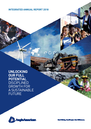Anglo American annual report 2018