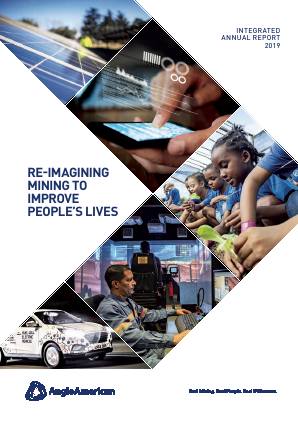 Anglo American annual report 2019