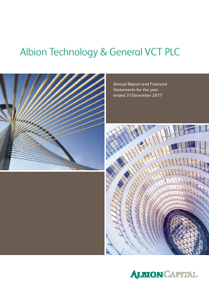 Albion Technology & General VCT Plc annual report 2017