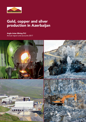 Anglo Asian Mining Plc annual report 2017