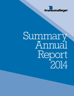 AmerisourceBergen annual report 2014