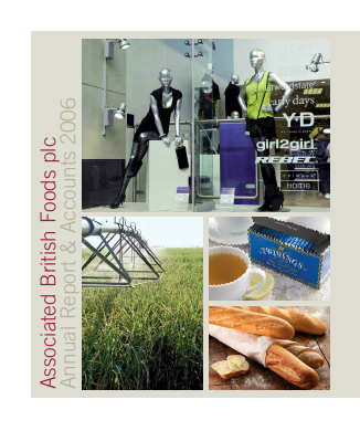 Associated British Foods annual report 2006