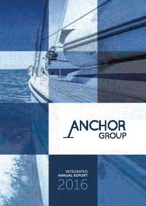 Anchor Group annual report 2016