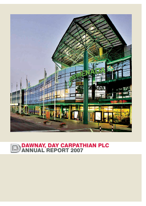 Adams Plc annual report 2007