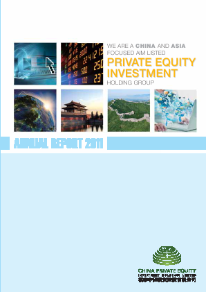 Adamas Finance Asia annual report 2011