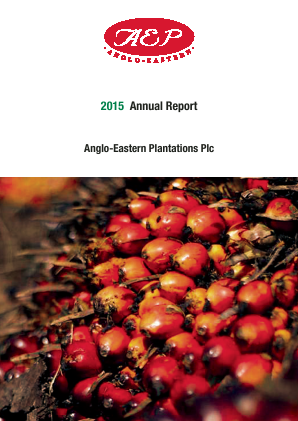 Anglo-Eastern Plantations annual report 2015