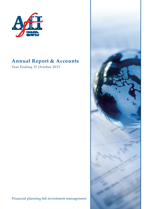 AFH Financial Group Plc annual report 2015