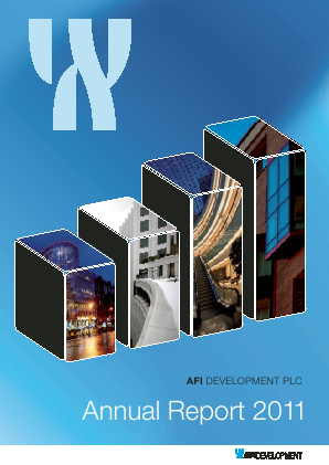 AFI Development Plc annual report 2011