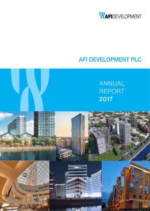 AFI Development Plc annual report 2017