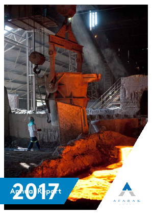 Afarak Group Plc annual report 2017