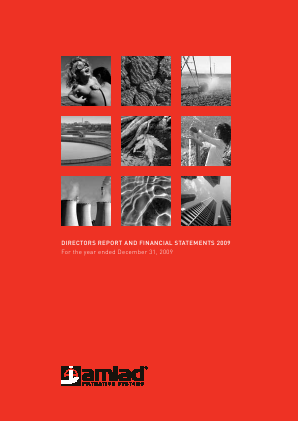 Amiad Water Systems annual report 2009