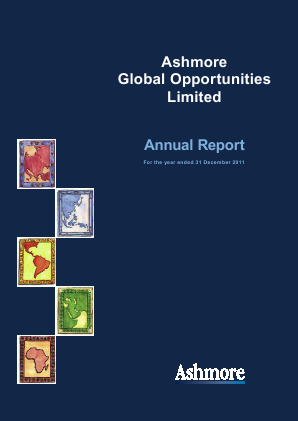 Ashmore Global Opportunities annual report 2011