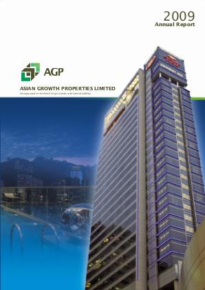 Asian Growth Properties annual report 2009