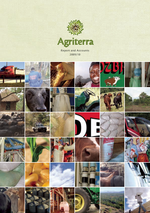 Agriterra Ltd annual report 2010