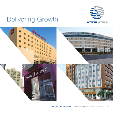 Action Hotels Plc annual report 2014