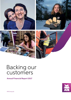AIB Group annual report 2017
