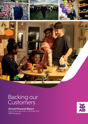 AIB Group annual report 2018