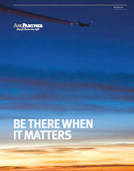 Air Partner Plc annual report 2015