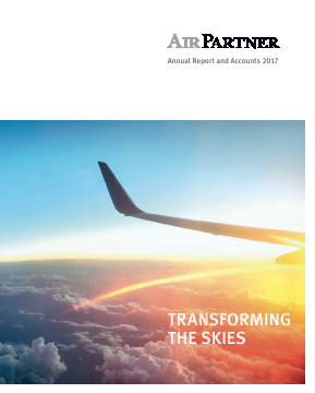 Air Partner Plc annual report 2017