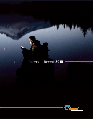 Akamai Technologies Incorporated annual report 2015
