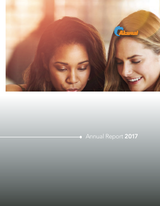 Akamai Technologies Incorporated annual report 2017