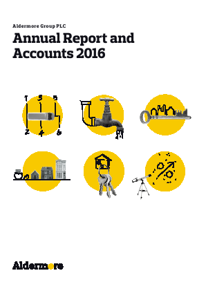 Aldermore Group Plc annual report 2016