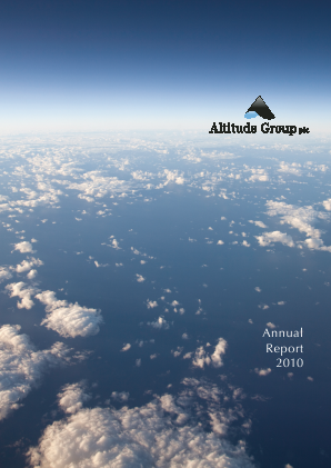 Altitude Group Plc annual report 2010