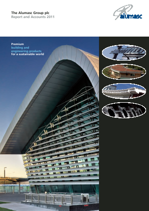Alumasc Group annual report 2011