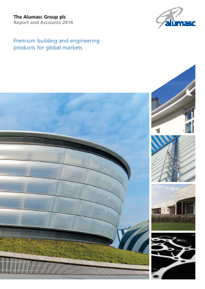 Alumasc Group annual report 2014