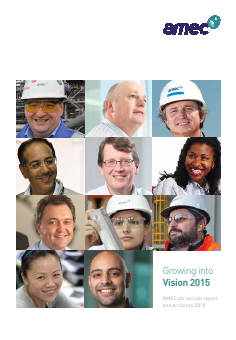 Amec annual report 2010