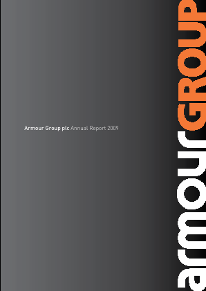 Armour Group annual report 2009