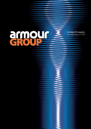 Armour Group annual report 2011