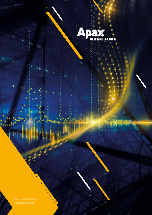 Apax Global Alpha annual report 2018