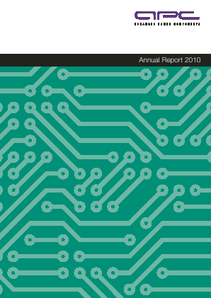 Apc Technology Group Plc annual report 2010