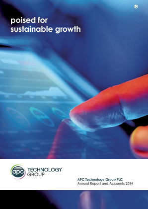 Apc Technology Group Plc annual report 2014