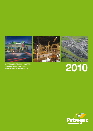 Applegreen Plc annual report 2010