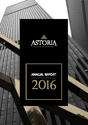 Astoria Investments annual report 2016