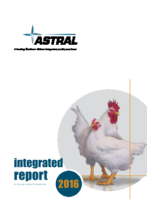 Astral Foods annual report 2016