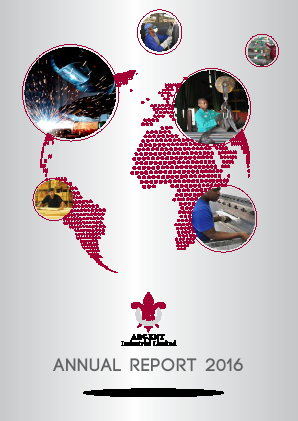 Argent Industrial annual report 2016