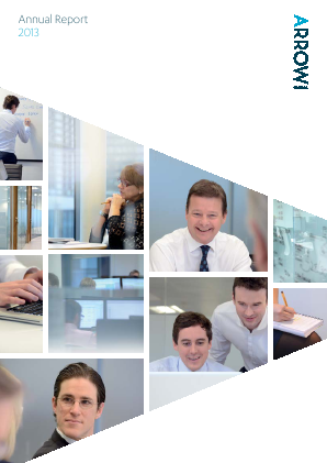 Arrow Global Group Plc annual report 2013