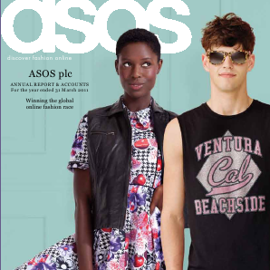 Asos annual report 2011