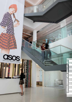 Asos annual report 2013